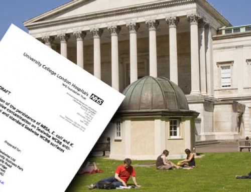 Our UCL Test Report Recap