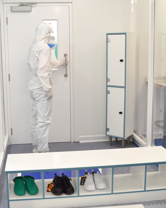 Cleanroom Sealwise