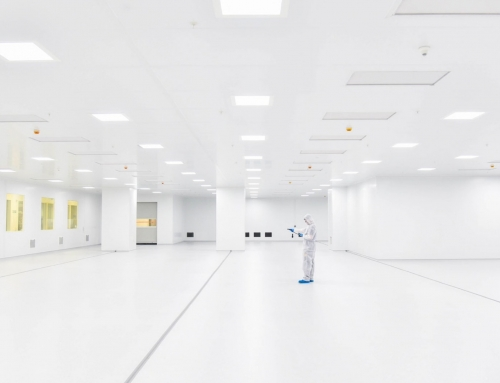 Connect 2 Cleanrooms and Sealwise